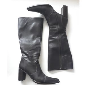 Spring / Fall Leather Boots